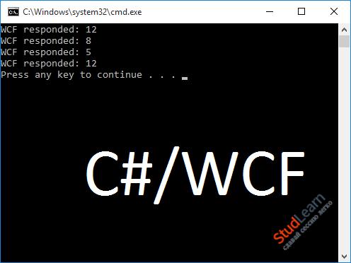 Простой пример WCF сервиса испольузя basicHttpsBinding и клиента (консольное приложение)