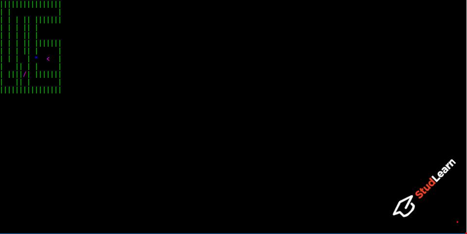 "Консольная игра на C# ""Лабиринт"" на платформе Microsoft Visual Studio"