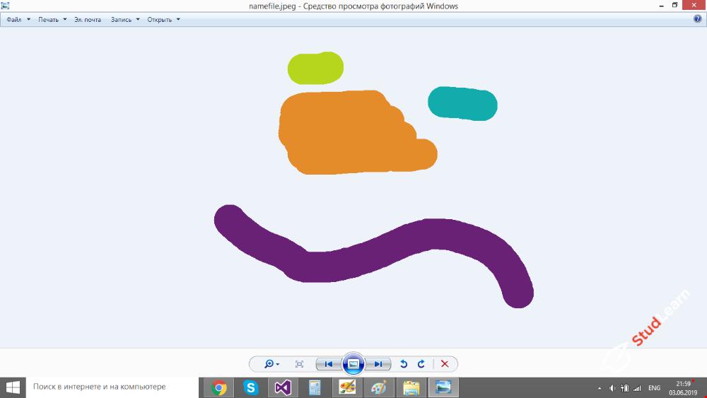 Программа на подобии Paint